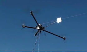 Power Generation Flight - Angle 1